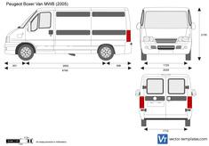 Peugeot Boxer Van MWB