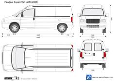 Peugeot Expert Van LWB
