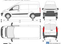 Peugeot Expert Van Maxi LWB High Roof