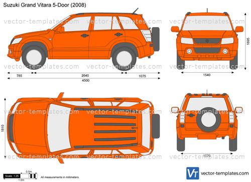 Suzuki Grand Vitara 5-Door
