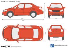 Suzuki SX4 Sedan GL