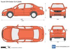 Suzuki SX4 Sedan GLX