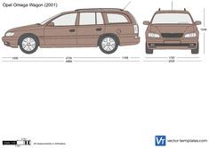 Opel Omega Wagon