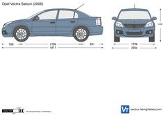 Opel Vectra Saloon