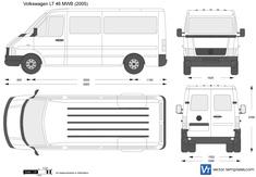 Volkswagen LT 46 MWB