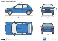 Peugeot 106 3-Door
