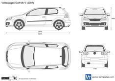Volkswagen Golf V 3-Door