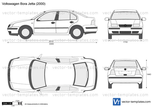 Volkswagen Bora Jetta