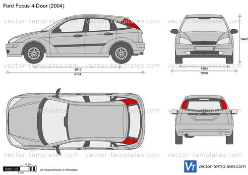 Ford Focus 4-Door