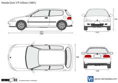 Honda Civic VTi 3-Door