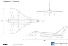 Douglas F5D-1 Skylancer