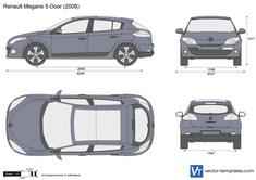 Renault Megane 5-Door