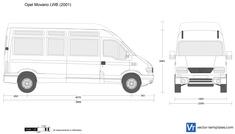 Opel Movano LWB