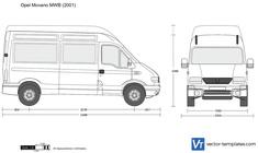 Opel Movano MWB