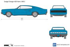 Dodge Charger 426 Hemi