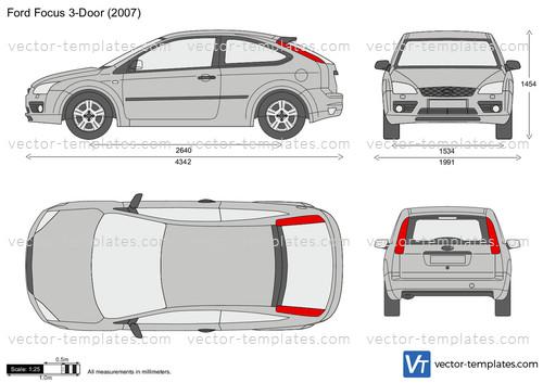 Ford Focus 3-Door