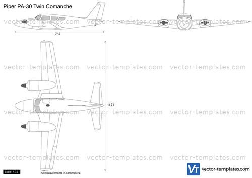 Piper PA-30 Twin Comanche