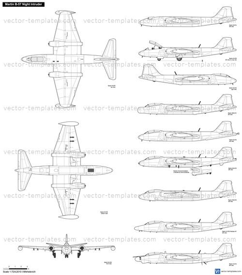 Martin B-57 Night Intruder