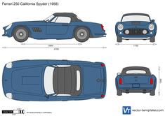 Ferrari 250 California Spyder