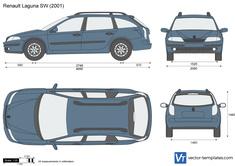 Renault Laguna SW
