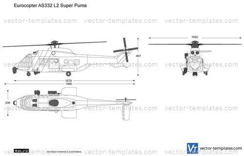 Eurocopter AS332 L2 Super Puma