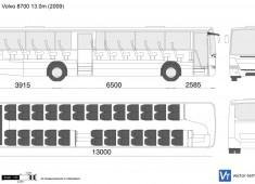Volvo 8700 13.0m