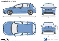 Volkswagen Golf VI 5-Door