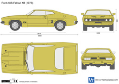 Ford Falcon XB AUS
