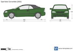 Opel Astra G Convertible