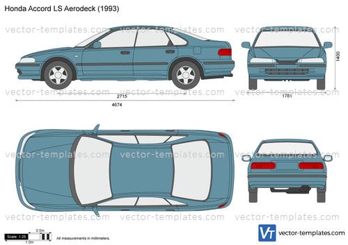 Templates - Cars - Honda