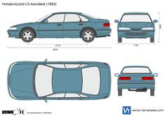 Honda Accord LS Aerodeck