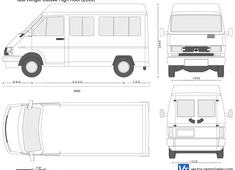 Tata Winger Deluxe High Roof