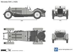 Mercedes-Benz SSK L
