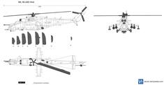 Mil Mi-24B Hind