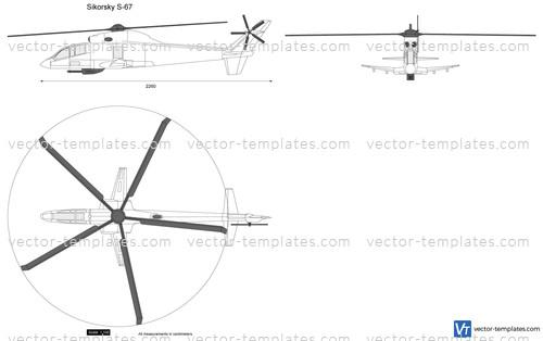Sikorsky S-67