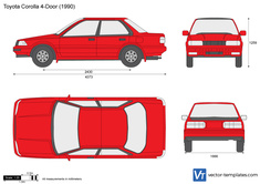 Toyota Corolla 4-Door