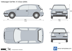 Volkswagen Golf IV 3-Door