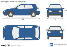 Volkswagen Golf IV 5-Door