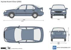 Hyundai Accent 5-Door