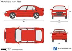 Alfa Romeo 33 16v P4