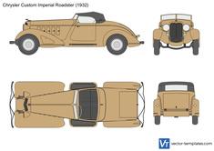 Chrysler Custom Imperial Roadster