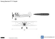 Boeing Stearman PT-17 Kaydet