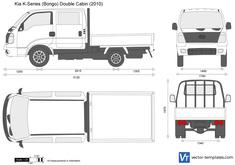 Kia K-Series (Bongo) Double Cabin