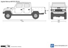 Agrale Marrua AM100