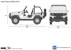 Agrale Marrua AM50