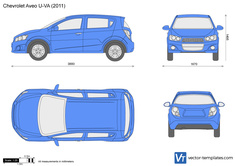 Chevrolet Aveo U-VA
