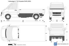 Volkswagen LT 35 Dropside SWB