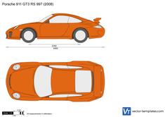 Porsche 911 GT3 RS 997