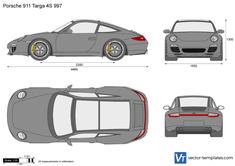 Porsche 911 Targa 997