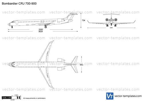 Bombardier CRJ700-900